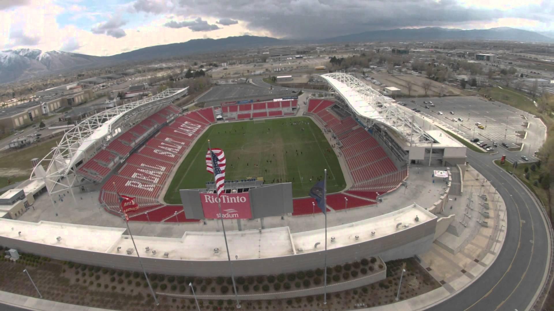 RSL RioTinto Stadium